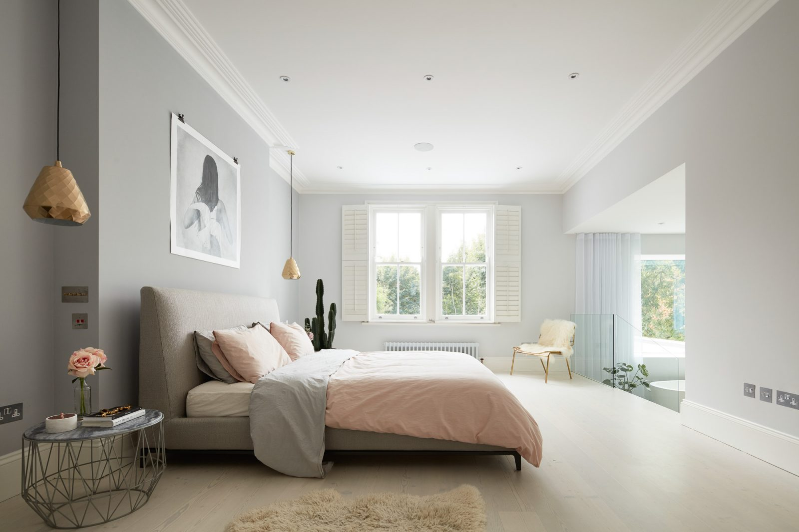 Interiors of ADE project south london, by Matt Clayton interiors photographer