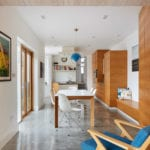 Architectural photography of 'Wiggle' House - South London
