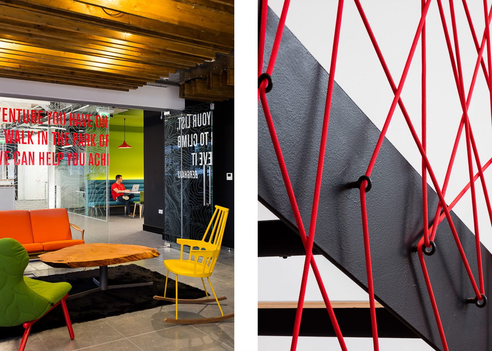 Rock Townsend, Berghaus Office, Matt Clayton architecture photographer